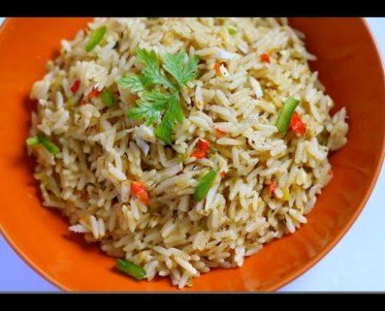 Coconut Rice (Kokosrijst)