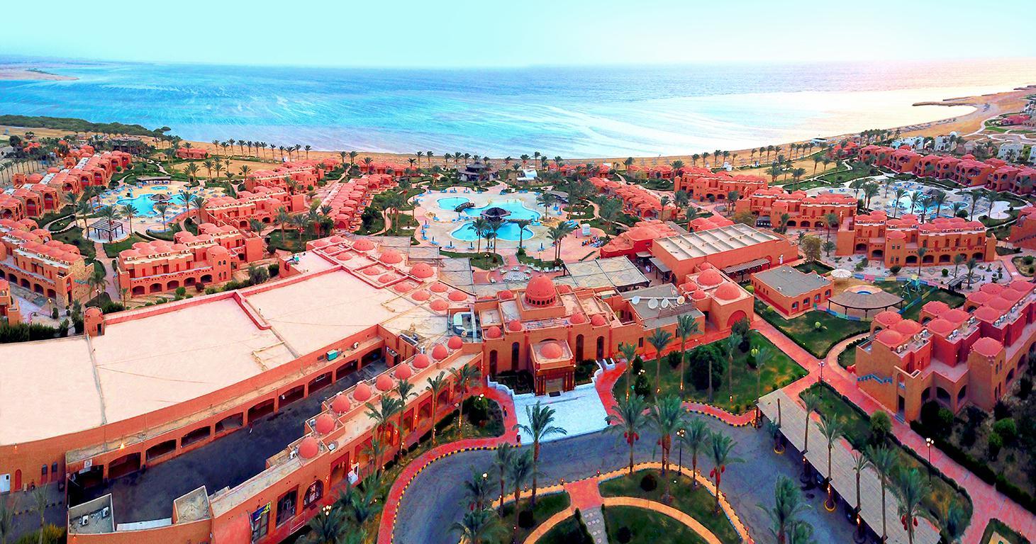 Hotel Oriental Dream Coast Marsa Alam (voorheen Sentido Oriental Dream)