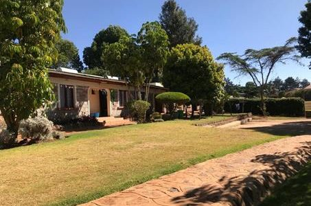 High Altitude Training Centre Iten – Hardlopen