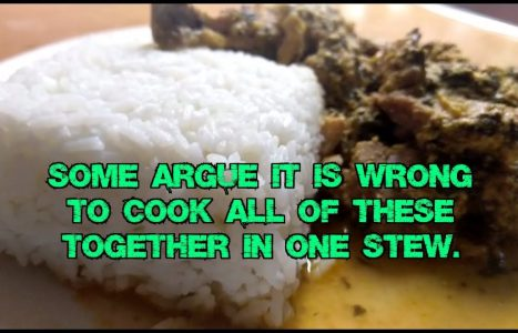 African Food War – To cook or not to cook!
