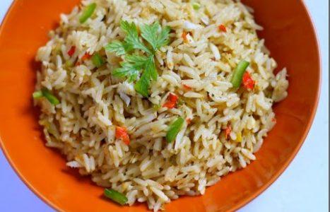 Coconut rice | Kokosrijst