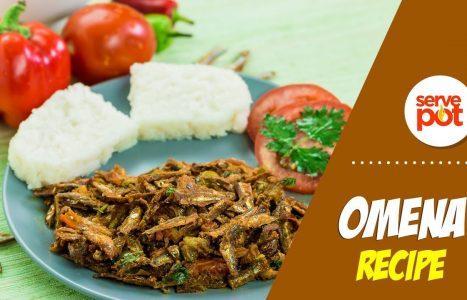 Omena fish stew