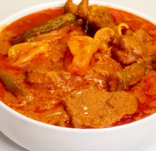 Domoda (Groundnut Stew)