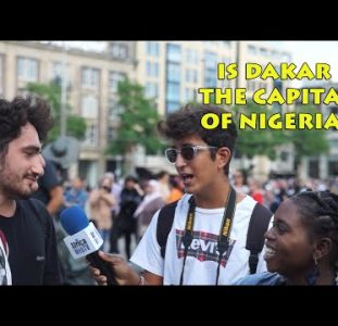 How much do you know about Africa – Asking Europeans about Africa