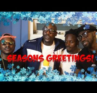 Seasons Greetings from Africa and Beyond