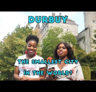 Durbuy – The smallest city in the world (Afropean Safari)