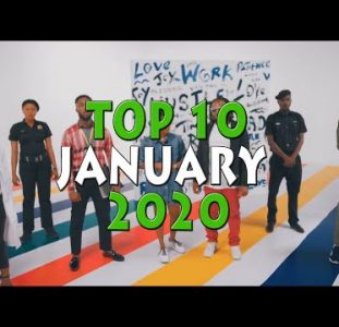 Top 10 New Nigerian music videos – January 2020
