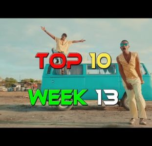 Top 10 New African Music Videos of 22 March – 28 March 2020 (Week 13)