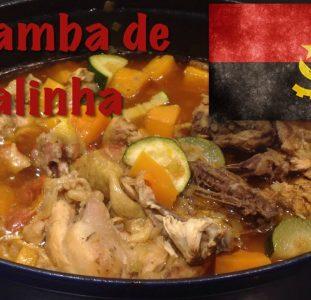 Muamba De Galinha (Kip-Muamba)