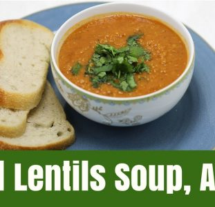 Shorbet Ads (Lentil Soup)