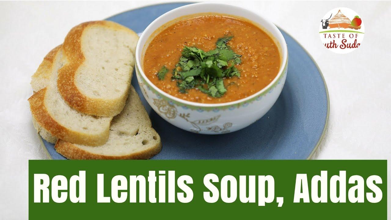 Shorbet Ads (Lentil Soup)