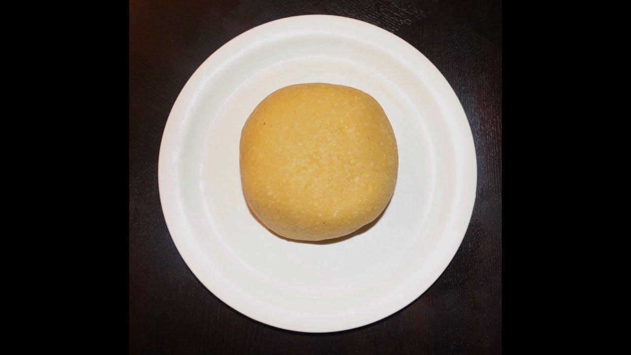 Eba | Hartige Cassavepudding