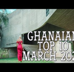 Top 10 New Ghanaian music videos – March 2020