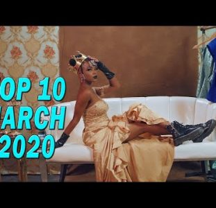 Top 10 New Tanzanian music videos – March 2020