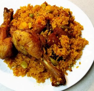 Liberian Jollof Rice