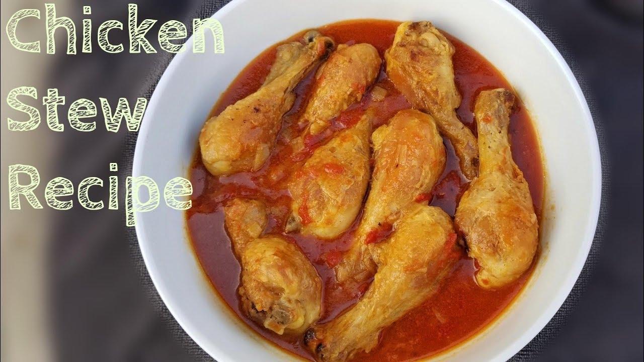 Zambian Chicken Stew