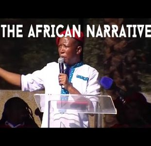 Julius Malema's Africa Day Speech That Got People Talking Around The World