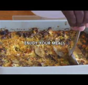 How To Make Bobotie | South African Recipe | Africa Web TV 1-minute Culinary Tips