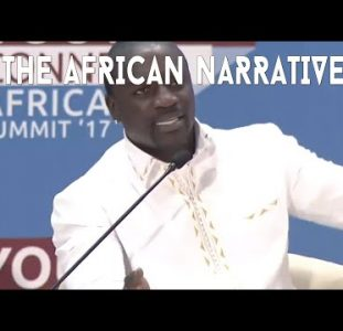 Akon | Africa Needs Rebranding | Africa must tell her own stories | Shaka Zulu Should Be A Superhero