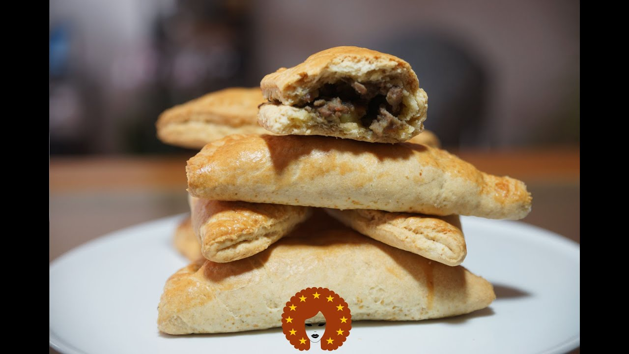 West African Meat Pies