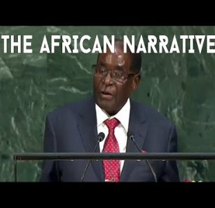 When President Robert Mugabe Diplomatically told President Donald Trump Off! | African Narratives