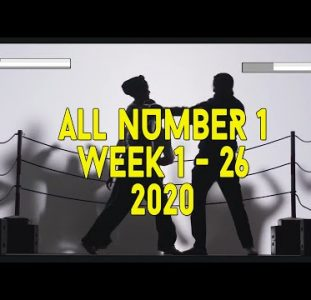 All Weekly Number 1 Top 10 African Music Videos | January to June 2020 | Week 1 – Week 26