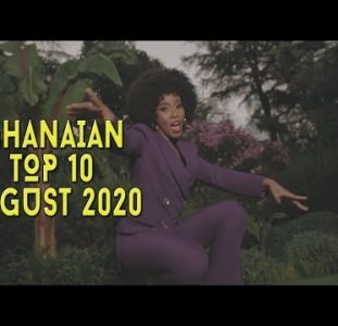 Top 10 New Ghanaian music videos | August 2020