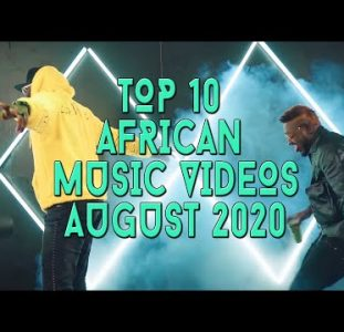 Top 10 African Music Videos | August 2020