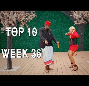 Top 10 New African Music Videos | 30 August – 5 September 2020 | Week 36