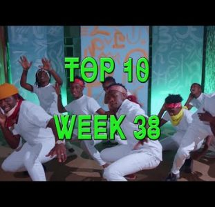 Top 10 New African Music Videos | 13 September – 19 September 2020 | Week 38