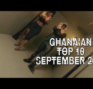 Top 10 New Ghanaian music videos | September 2020