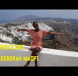 Introducing Dr. Deborah Maufi | Africa Web TV Presenter