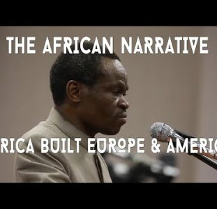 PLO Lumumba | Africa Built Europe And America | The Slave Masters Globalised Africa