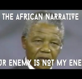 The Day Nelson Mandela Conquered America | Your Enemy Is Not My Enemy | Mandela In America