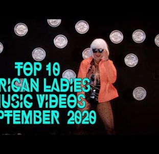 Top 10 African Music Videos Female Musicians | September 2020