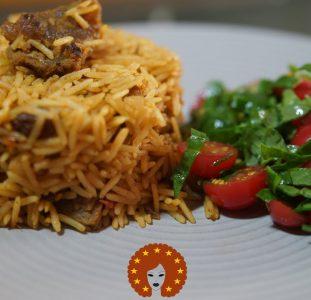 Pilau Met Rundvlees | Keniaanse Rijst Recept