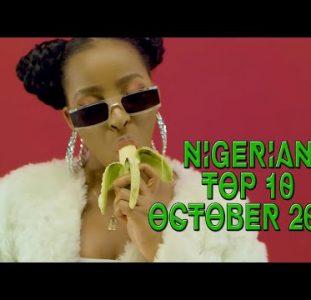 Top 10 New Nigerian music videos | October 2020