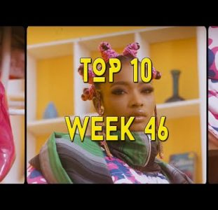 Top 10 New African Music Videos | 8 November – 14 November 2020 | Week 46