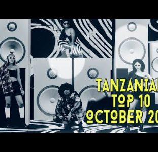 Top 10 New Tanzanian music videos | October 2020