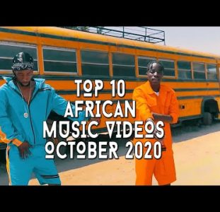 Top 10 African Music Videos | October 2020
