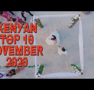 Top 10 New Kenyan music videos | November 2020