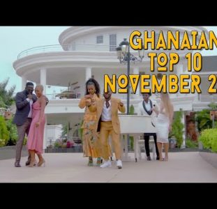 Top 10 New Ghanaian music videos | November 2020