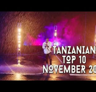 Top 10 New Tanzanian music videos | November 2020