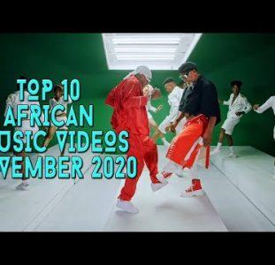 Top 10 African Music Videos | November 2020