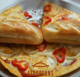 Hoe maak je een eenvoudige maar heerlijke omelet | Tomaten & Eieren Recept