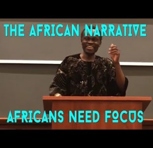 PLO Lumumba Africans Need To Decolonise Their Minds | Africans Must Learn To Focus Like The Chinese