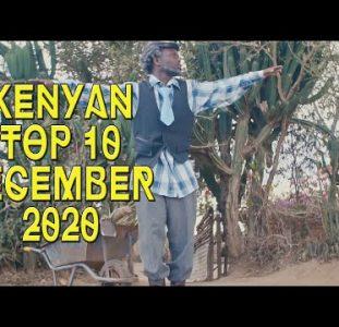 Top 10 New Kenyan music videos | December 2020