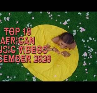 Top 10 African Music Videos | December 2020