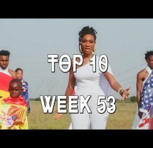 Top 10 New African Music Videos 27 December | 2 January 2021 | Week 53
