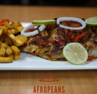 Alloco With Tilapia | Ivory Coast Fried Plantain Recipe